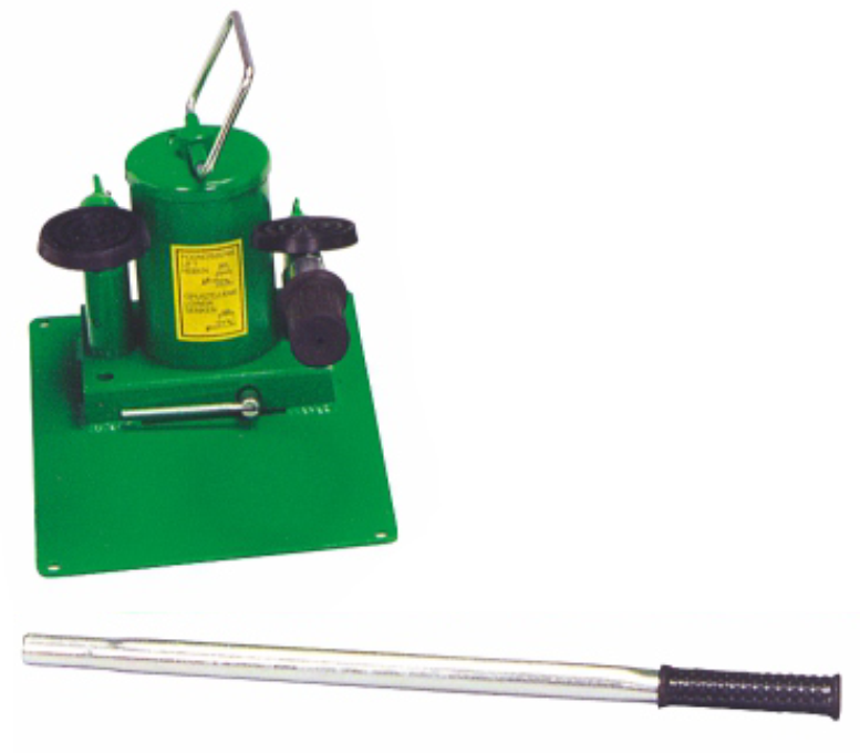 Modernistyczne DOSTAWA GRATIS! 62725751 Pompa hydrauliczna ręczna (pojemność TZ77