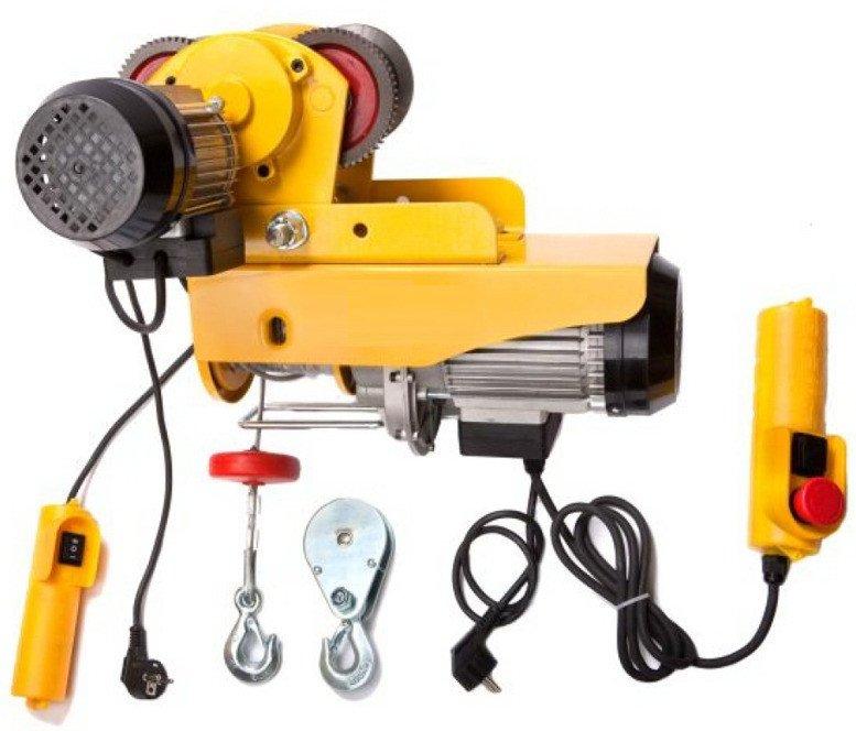 Nietypowy Okaz DOSTAWA GRATIS! 55951163 Wyciągarka linowa elektryczna Industrial MM91